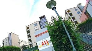 Stuttgart Jägerhalde 7-11