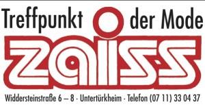 Modehaus Zaiss Logo
