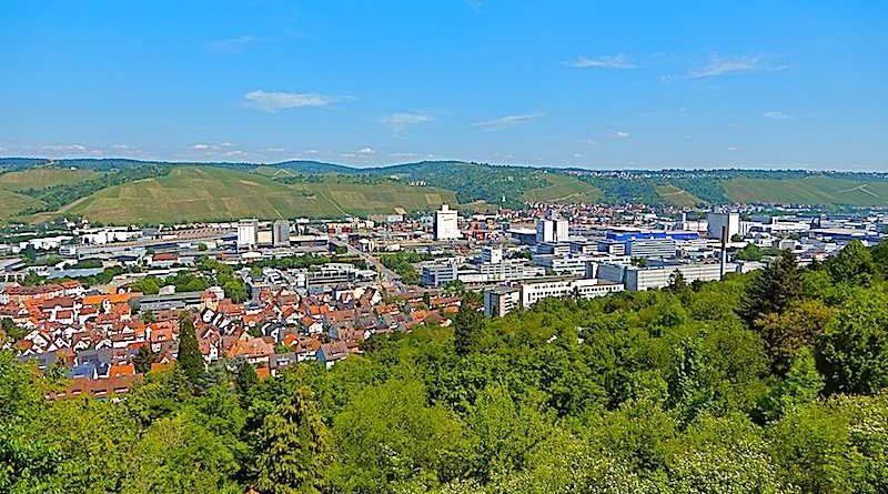 Stuttgart Hafen ud Hedelfingen