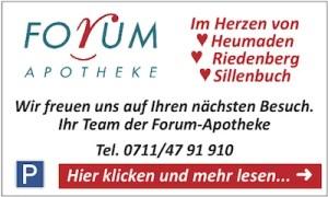 Forum-Apotheke Banner