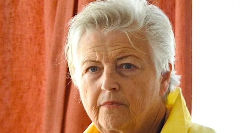 Ilse Bodenhöfer-Frey wird 70 Jahre alt