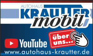 Werbefeld Autohaus Krautter
