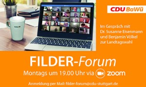 Anzeige LTW 21 Filderforum