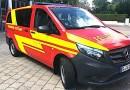 Neuer Bus für Riedenberger Feuerwehr