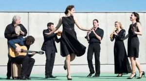 Jüdische Musikgruppe Asamblea Mediterranes