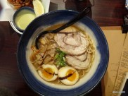 Bone Daddies - Tonkotsu Ramen (Spring Onion, Chashu Pork, 20h Pork Bone Broth)
