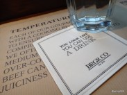 BRGR.CO Soho - You look like you can use a drink... Clever Coaster Design