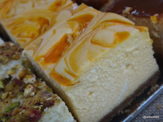 Munch Street Food - Sweet Tooth Factory, Mango Lassi Cheesecake