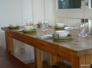 The Begging Bowl -Simple uncluttered place settings