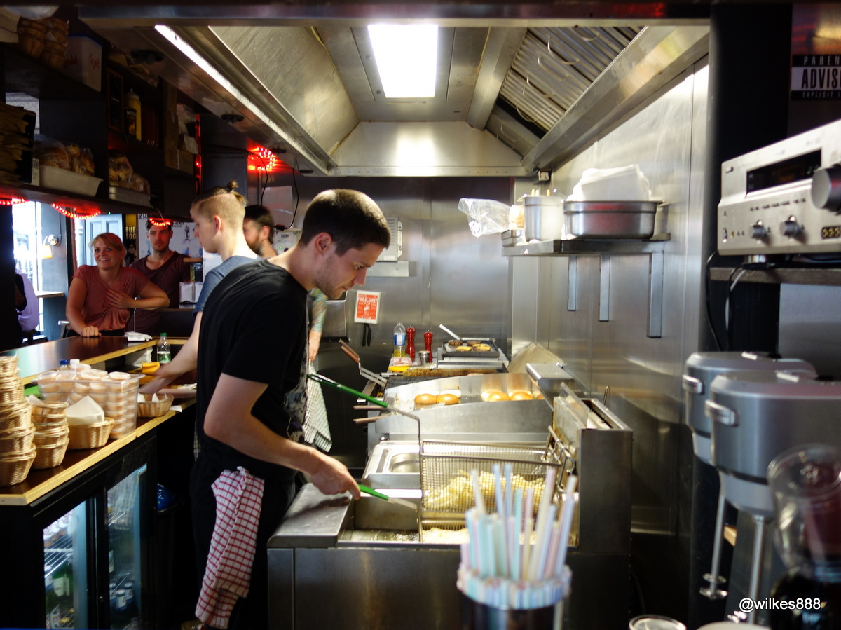 Tommis Burger Joint  Kitchen  wilkes888  London based