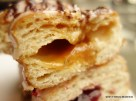 Gregg's Cronut - Pastry layers