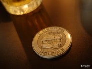 Grillshack - Dessert Token all ornately branded