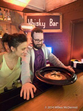 Whisky Bar Roulette
