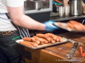 'Hot Links' (i.e. sausages) by Hot Box