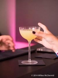 Luminous cocktails...