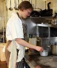 Chef Holly Redman
