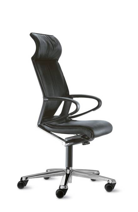 leather chair office posture care company sa modus executive task design klaus franck werner sauer and wiege fritz frenkler justus kolberg