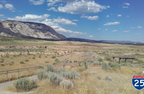 Postcard from America: Day 6 – Views of the Rockies