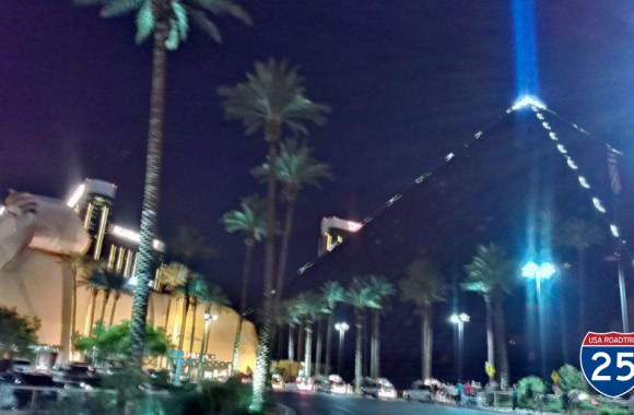 Postcard from America: Day 8 – Stays in Vegas