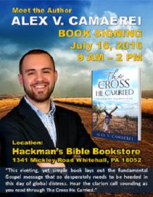 ACamaerei Book Signing