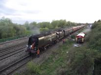 34067 Tangmere SR Battle of Britain Class 4-6-2 (7)