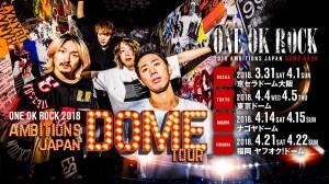 ©ONE OK ROCK official website