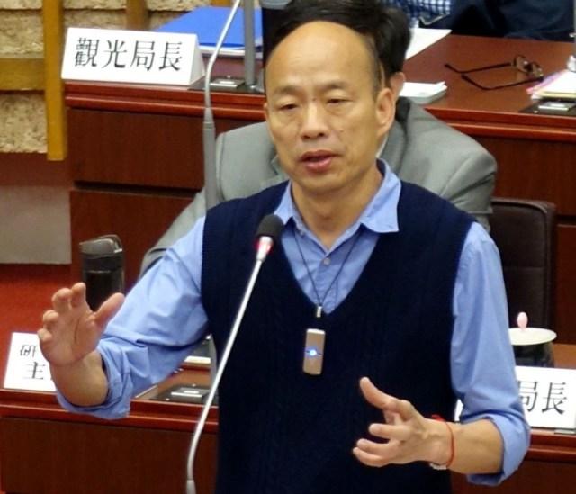 韓國瑜下午提告吳子嘉 並將要求檢察官儘速偵辦