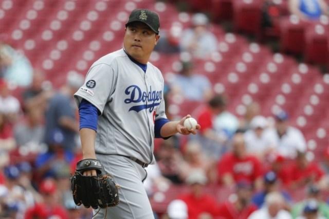 MLB/柳賢振簽合格報價 道奇「後悔」變超值