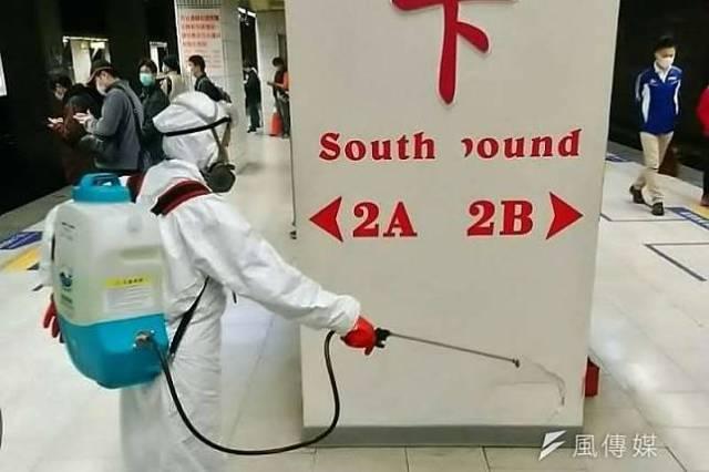 台鐵公布第32案例確診者搭乘車次! 列車車廂、車站已完成全面消毒