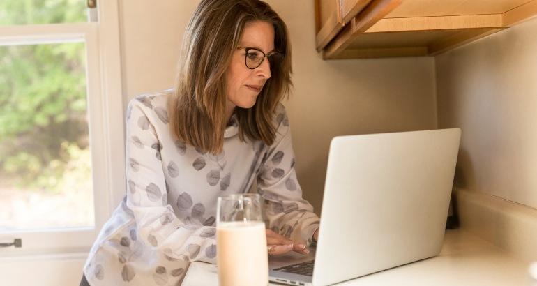 Create CV after maternity break