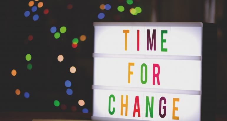 Pierwszy etap życiowej zmiany: Szok
