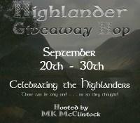 HIGHLANDER Giveaway Hop