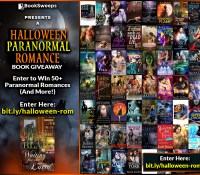 Halloween Paranormal Romance Multi-Author Giveaway
