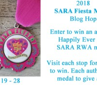 SARA Fiesta Medal Blog Hop