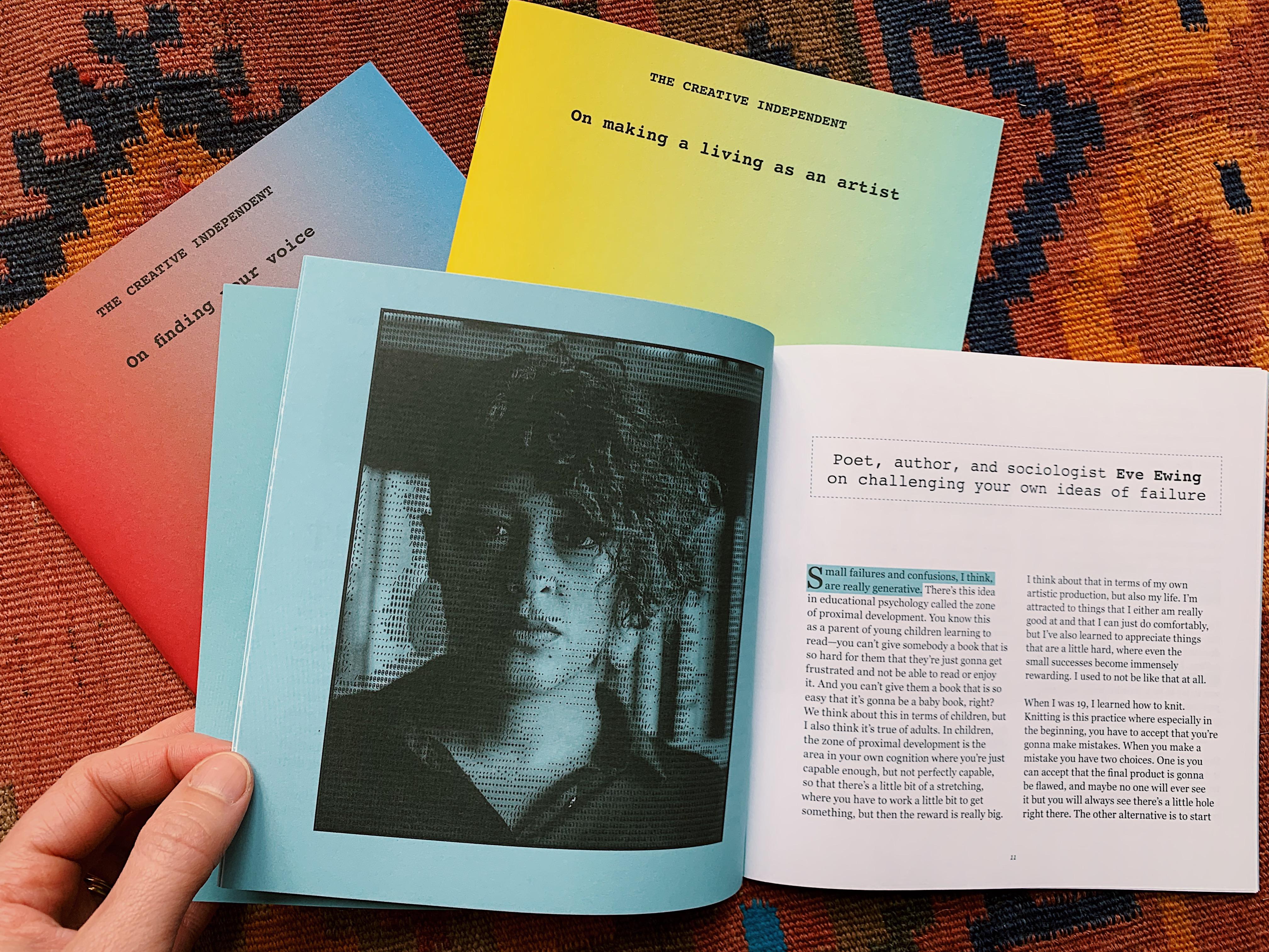 Zines For Creative People Willa Koerner