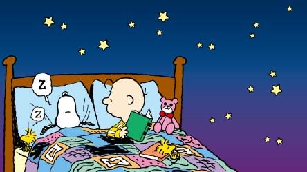 snoopy sleeping sleep cartoon night charlie brown woodstock sleepy bedtime peanuts cute going comic bed goodnight snoppy dog christmas under