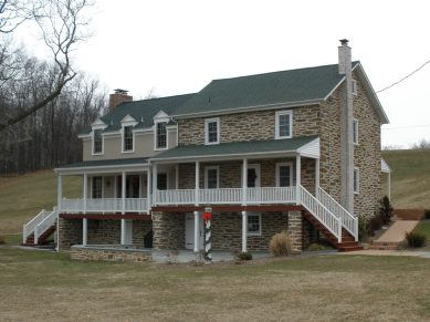 historic restoration farmhouse- York, PA