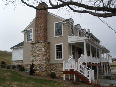 historic restoration farmhouse- York, PA