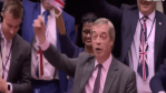 WATCH: Brexit Party Defiantly Waves Flags As They Leave The EU Parliament For Good