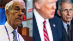 Ron Paul: Trump Should Fire Dr. Fauci; He Wants 'To Have Total Control Over The People'