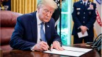 Watch: Trump Signs Executive Order on Social Media Censorship
