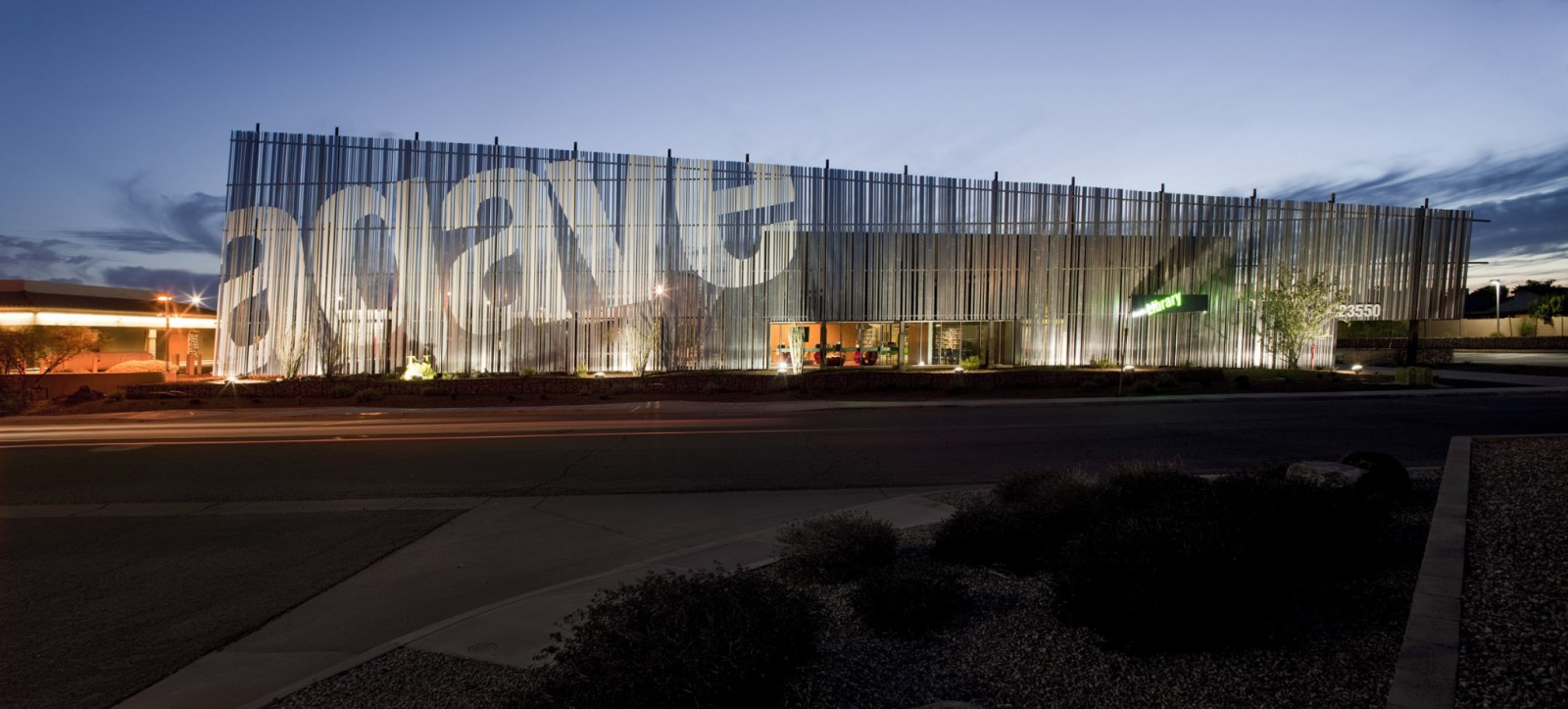 Agave Library  will bruder architects