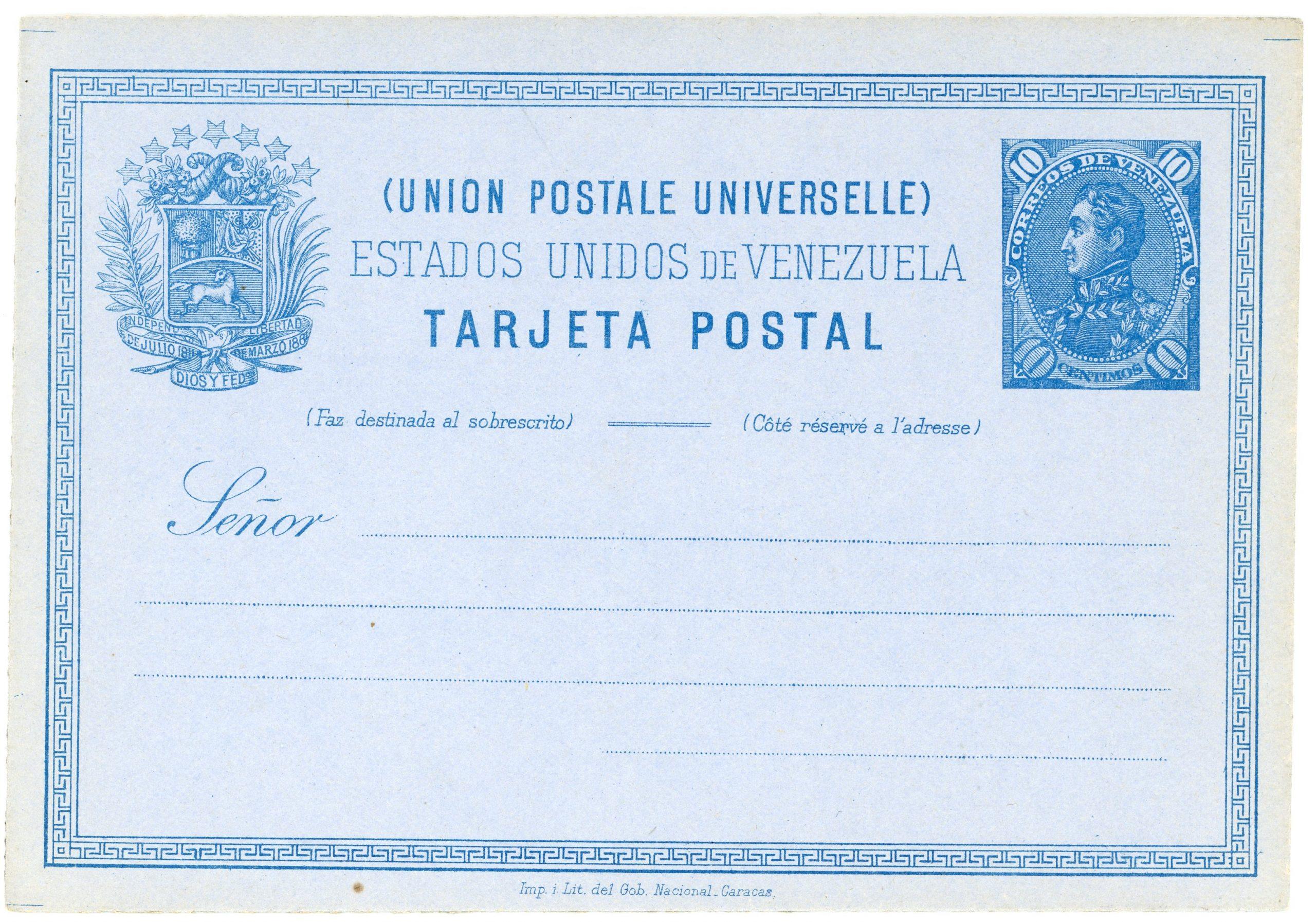 Entero Postal TP1: Transferencias