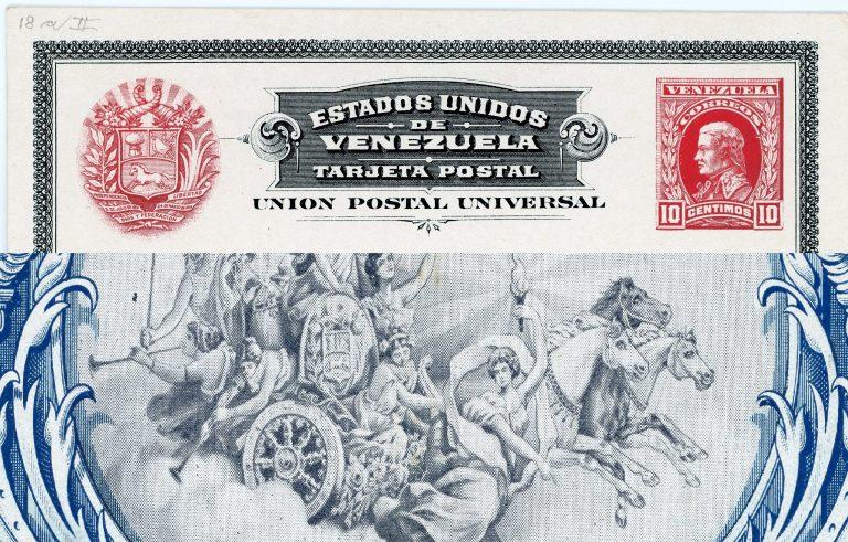 Variedades en los Enteros de 1899 a 1912