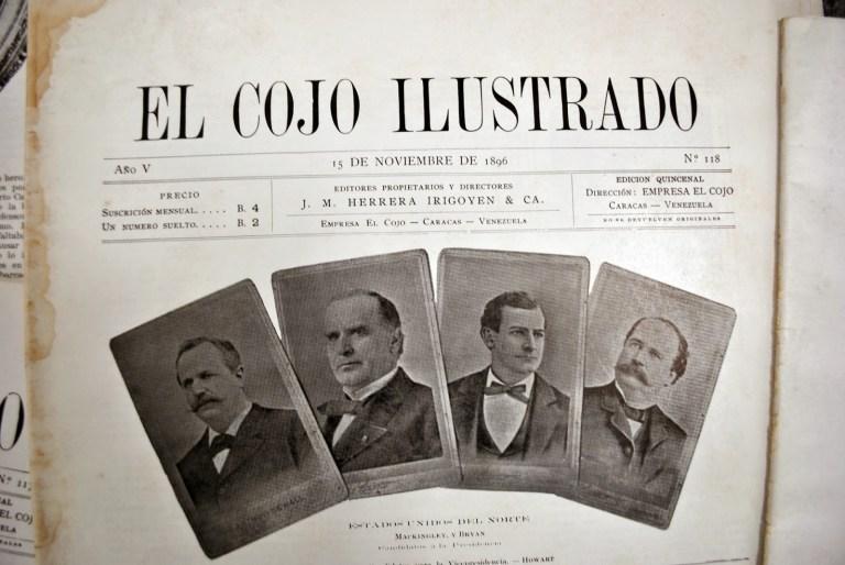 Tarjetas Postales «El Cojo Ilustrado»