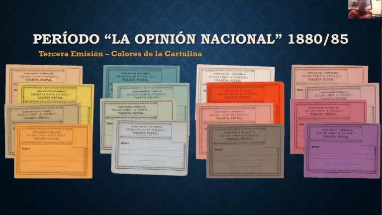 Video: The Postal Stationery of Venezuela