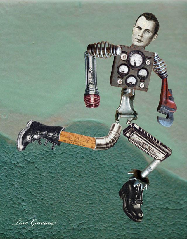 RobotCD