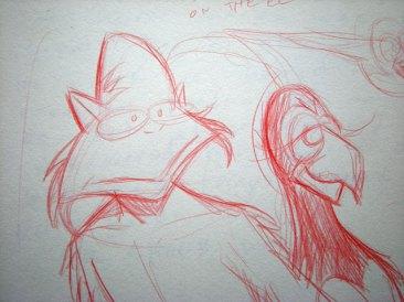 Monkey & Bird