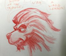 Ant-NY the Lion