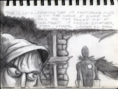 The Little Sketchbook Intro